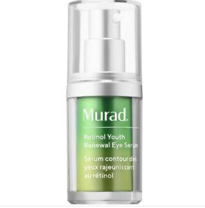 Murad Retinol Youth Renewal Eye Serum 0.5oz New no box Newest version )