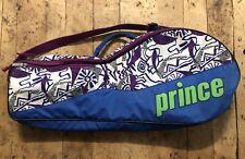 Prince Retop Tennis Bag 80's 90's  Vintage Rare Racquet Bag