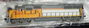Athearn N scale  SD70  Union Pacific Railroad #2219  DC  7336