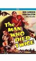 The Man Who Died Twice (Blu-ray Disc, 2017)