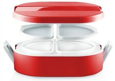 Enjoy Lunch Box termico con borsa Rosso - Pausa pranzo