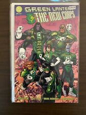 Green Lantern The New Corps 1 of 2 High Grade DC Comic Book CL78-128