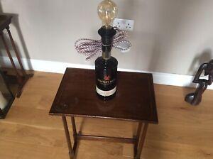 Gin Bottle Lamp