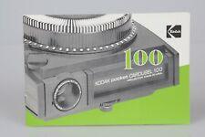 ORIGINAL Kodak Pocket Carousel 100 Slide Projector Instruction Manual