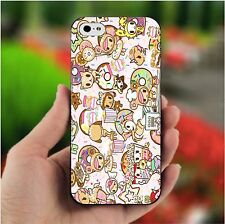 Tokidoki Donutella Sweet Shop Apple iPhone 5 5S 5SE 6 6Plus 7 7Plus Case