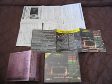 Sound Check 2 Stephen Court Alan Parsons CD Audio Response Analyser Japan Issue