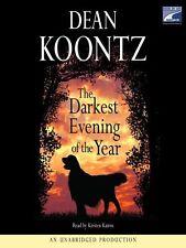 Dean KOONTZ / The DARKEST EVENING of the YEAR      [ Audiobook ]