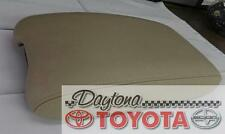 TOYOTA LAND CRUISER CENTER CONSOLE TOP DOOR 58905-60141-A1 FITS 2003-2007 IVORY