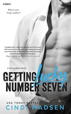 Madsen Cindi-Getting Lucky Number 7 (US IMPORT) BOOK NEW