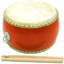BRAND Taiko Wadaiko Drums Dia 300mm Strap&stick From Japan