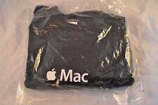 Vintage Apple Mac White Logo Macintosh Computer T-Shirt Hanes Beefy-T * SEALED!
