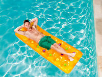 Fashion Lounge Inflatable Float Mat Swim Pool Beach Mattress Bestway H2GO SunTan