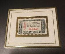 Rare Thomas Jefferson Stamp 4 Cent Cato Institute Sealed 661 Of 8000 Rare!