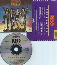 Kiss-Destroyer-1976-Usa-C asablanca Records 824 149-2 02@-Cd-Mint-