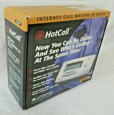 Command Connections HotCall HC4000 Internet Call Waiting Device w/Caller ID  NEW