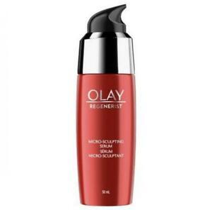 Olay Serum Regenerist Micro-Sculpting reduce wrinkles & firmer skin 50ml