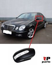 FOR MERCEDES BENZ MB E-CLASS W211 02 - 06 WING MIRROR COVER CAP LEFT N/S