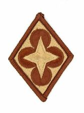 Rare Desert CASCOM Patch DCU U.S. Army Combined Arms Support Command OIF OEF