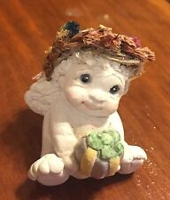 "Dreamsicles Cherub Figurines ""Surprise Gift"""