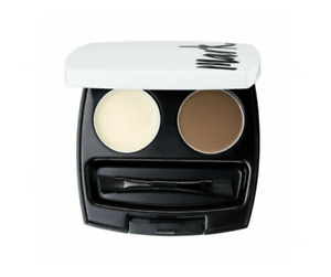 Avon mark. PERFECT BROW KIT - SHADE: Soft Brown with Mirror & Applicator