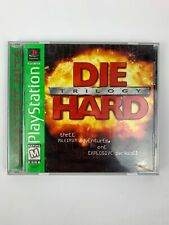 Die Hard Trilogy (Sony PlayStation 1, 1996)