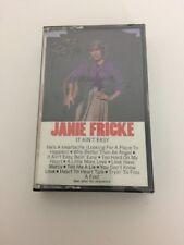 Janie Fricke Cassette Tape It Ain't Easy
