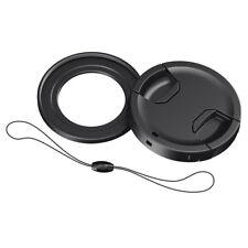 JJC Filter Adapter & Lens Cap Kit for Canon Poweshot G5X,G7X, G7X Mark II Camera
