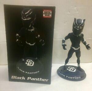 Marvel - Super Hero Day - August 31, 2018 - Black Panther Bobblehead - Brand NEW