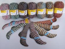 150g (46,33€/kg) Schachenmayr REGIA Stripe Color 6-fädig - Sockenwolle 6-fach