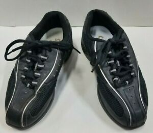 Sansha P23 Adult Size 3M (Fits Size 2.5) Black Dance Sneaker