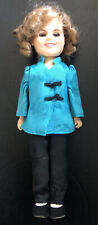 Shirley Temple Doll From Ideal Toy Corp 1982 - Vg Condition