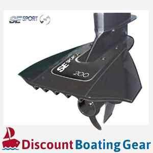 BLACK SE SPORT SE200 Hydrofoil   Outboard Sterndrive 8-40HP   Marine Quality 200