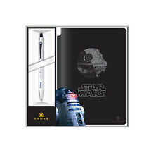Cross Click Star Wars R2-D2 Gel Ink Pen and Journal Gift Set (AT0625SD-24/1)