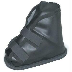 Duro-Med 267754 Duro-Med Vinyl Cast Boot Black