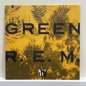 R.E.M GREEN VINYL 1988