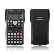 82MS-A Multi-function 2-Line Display Handheld Digital LCD Scientific Calculator