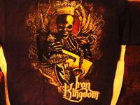 SKELETON KING WITH DAGGER T-SHIRT