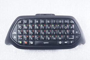 Genuine OEM Microsoft Chatpad Xbox One Controller Keyboard Model 1676 Authentic