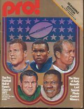1977 Seattle Seahawks v Dallas Cowboys Program 8/13 Kingdome Ex 40741 B5