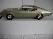 1969 Oldsmobile Cutlass 442 promo