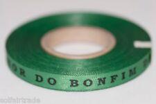 New Roll with 100 Brazilian Wish Bracelets Dark Green