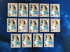 14x PANINI World Cup Story 1990 - World Cup 74 - Franz Beckenbauer - Germany #63