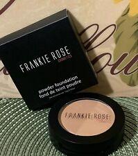 Frankie Rose Cosmetics Powder Foundation - Spice NIB