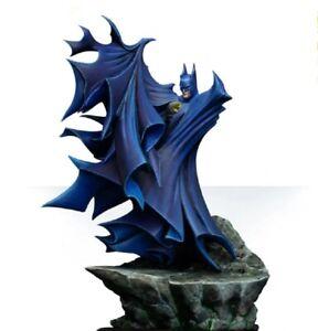 35mm Resin Figure Model Kit SuperHero Batman (with base) Unpainted Unassambled