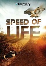 SPEED OF LIFE (DISCOVERY CHANNEL) (DVD)