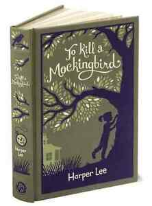 TO KILL A MOCKINGBIRD Harper Lee ~ BRAND NEW SEALED ~LEATHER BOUND COLLECTIBLE~