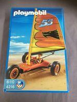 Playmobil 4216 Windracer - Neu & Ovp