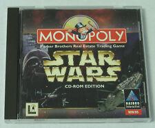 Monopoly Star Wars (PC Game, 1997) Windows 95