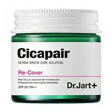 K-Cosmetics{Dr.Jart+}Cicapair Re-Cover Derma Green Cure Solution SPF30/PA++,55ml