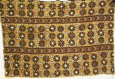 African mud cloth bogolan bambara bogolanfini new Africa bamana fabric g509